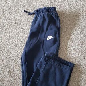 Boy's Nike Sweatpants Size Medium
